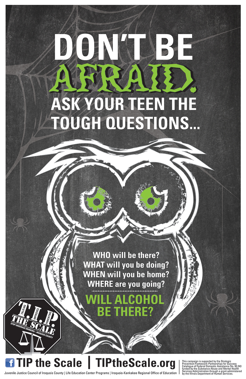 Afraid Poster