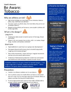 TIP 5 Coach's Resources edits Tobacco 10.15.19
