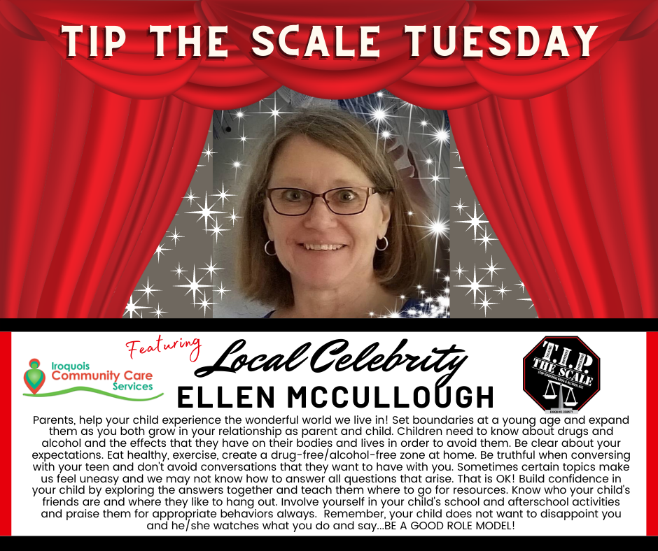 TIP Celebrity Feature Ellen McCullough Graphic