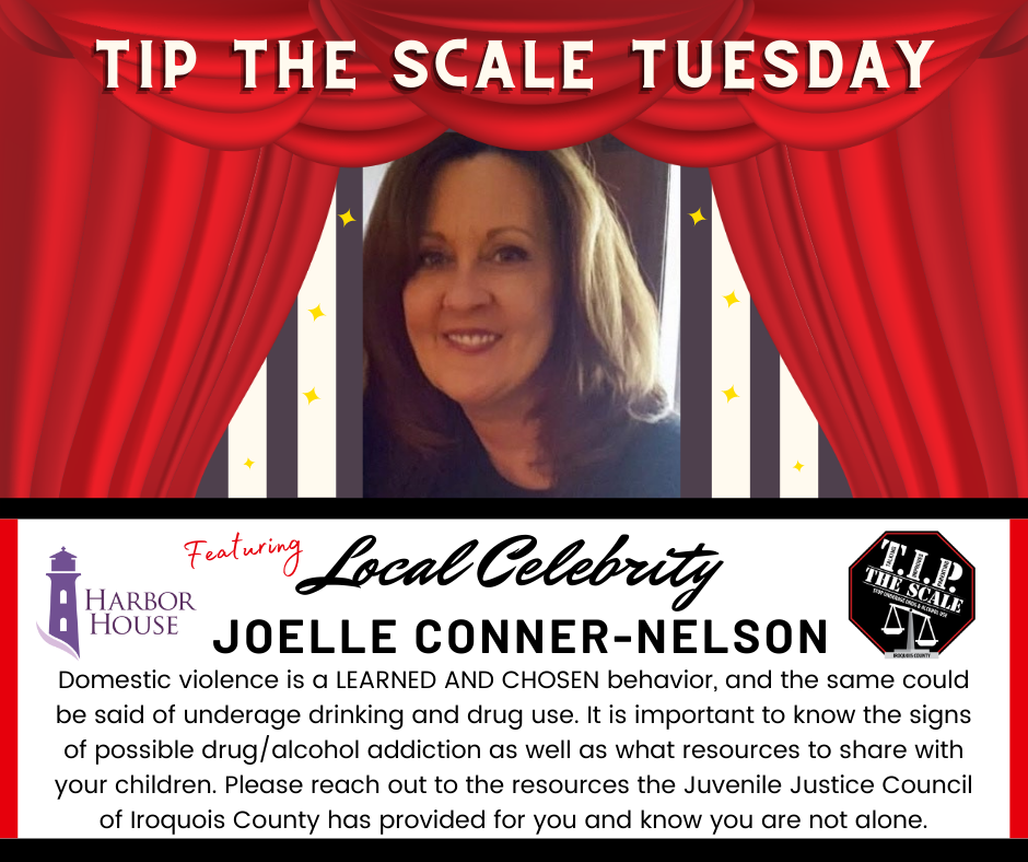 TIP Celebrity Feature Joelle Nelson Graphic